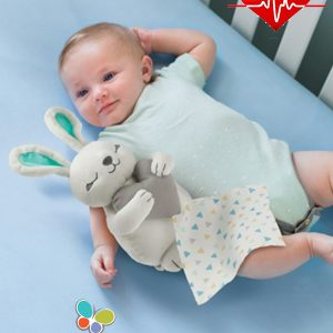 Summer Infant Heartbeats Soother Κουνελάκι