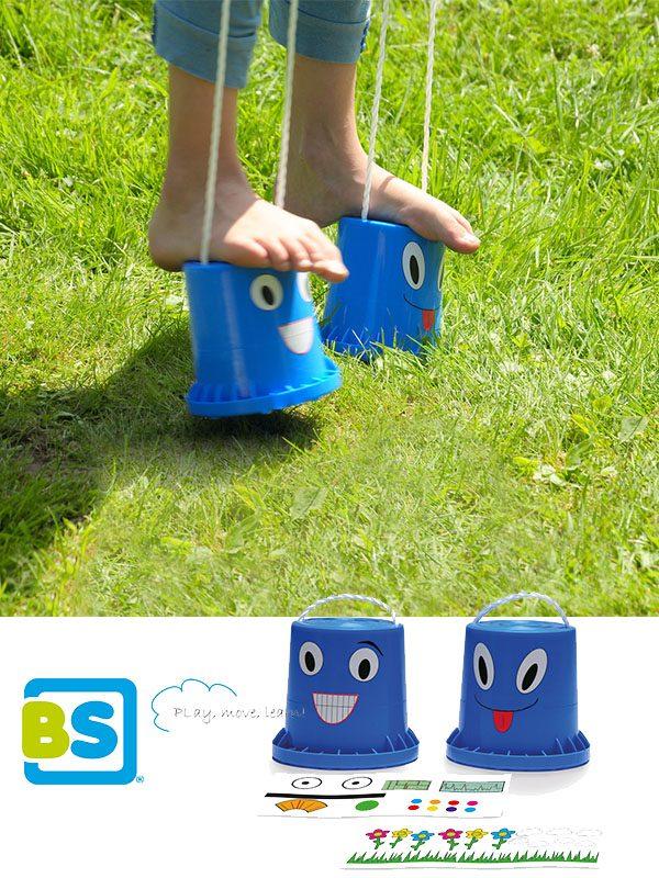 DIY Walking Bobbins / Bs-Toys