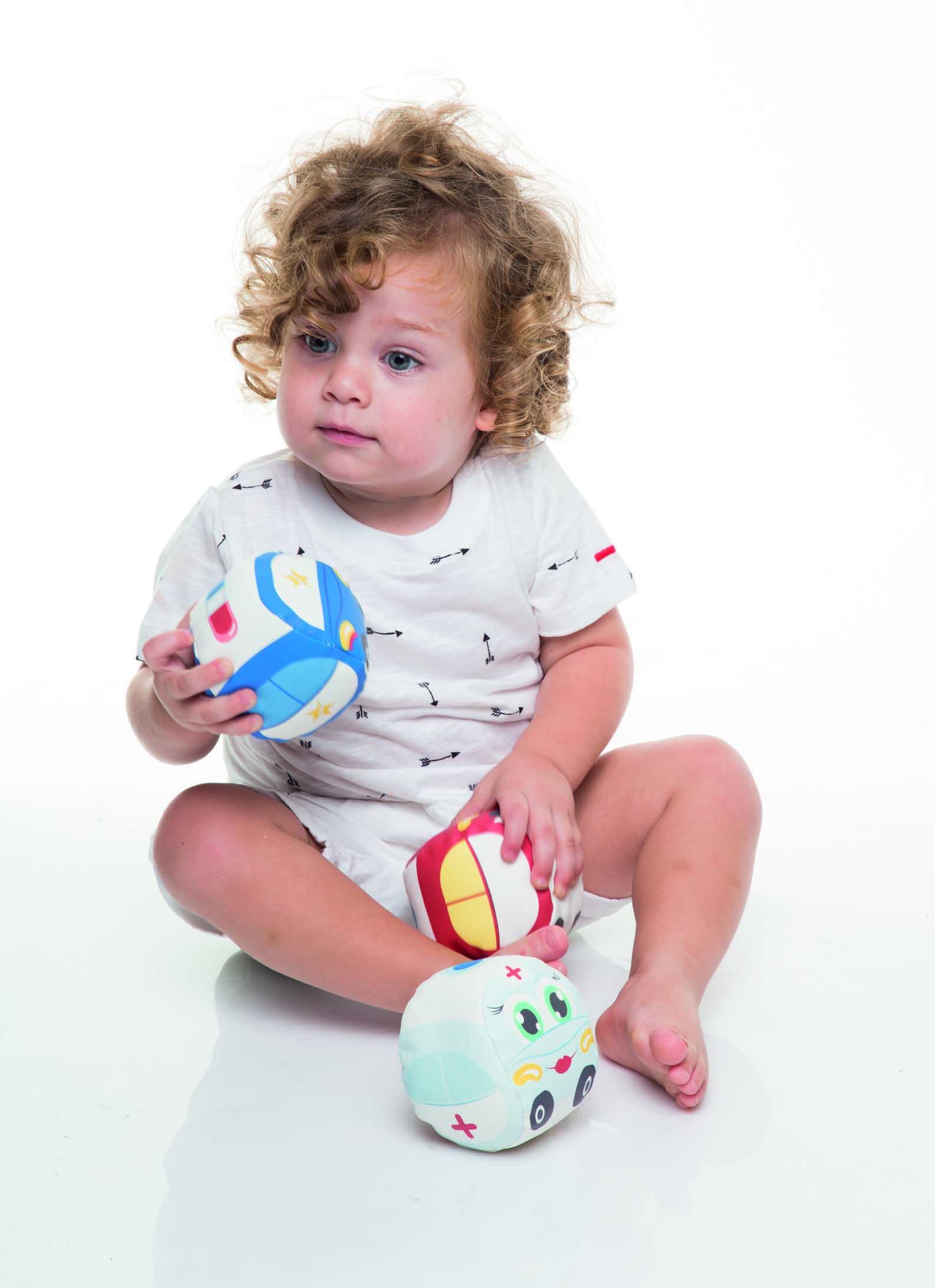 Baby to Love Μπαλίτσες αυτοκινητάκια - moms.gr 452c559857c