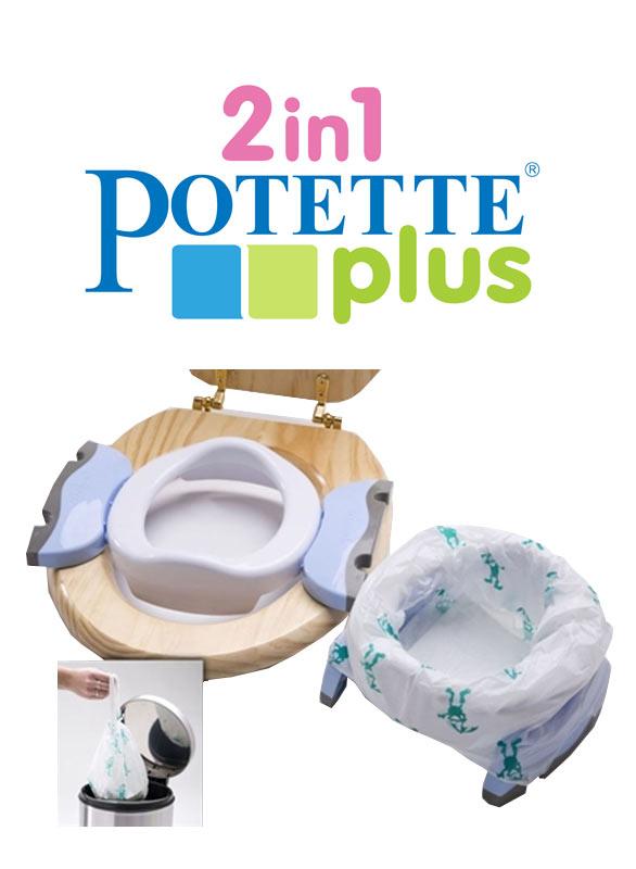 Potette Plus γιογιό ταξιδίου