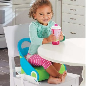 Summer Infant - Sit n Style Booster Blue/Green
