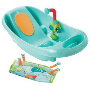 Summer Infant - My Fun Tub μπανάκι με παιχνίδι