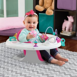 Summer Infant-Pink Super Seat 4 σε 1