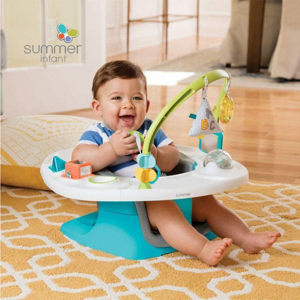 Summer Infant- Deluxe Super Seat 4 σε 1