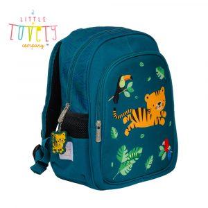 Σχολική τσάντα Jungle tiger