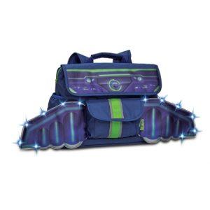 Τσάντα Πλάτης Διαστημόπλοιο LED