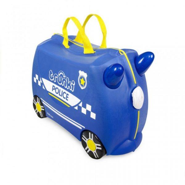 trunki βαλίτσα police