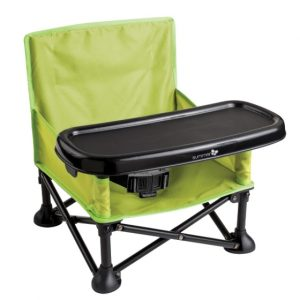 Pop N Sit Booster Green