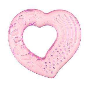 Μασητικό Ψυγείου, ροζ καρδιά