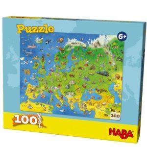 Haba Παζλ Χώρες της Ευρώπης