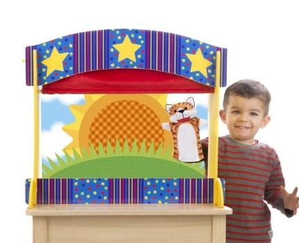 Το κουκλοθέατρο ως παιδαγωγικό μέσο