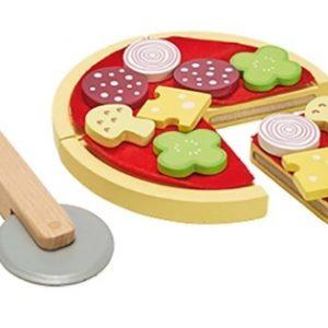 Gerardo's Toys Ξύλινο Σετ Πίτσας