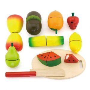Ξύλινα Φρούτα διαίρεσης