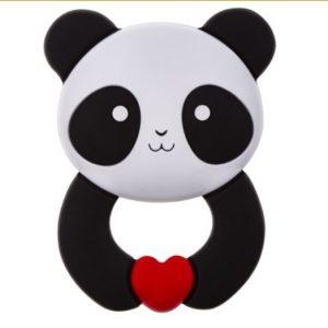 Μασητικό Σιλικόνης Panda