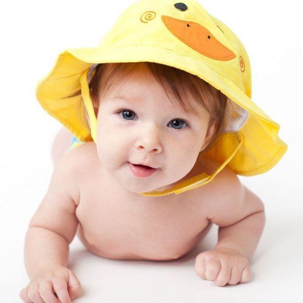 Αντηλιακό Καπέλο UPF50+ Παπάκι