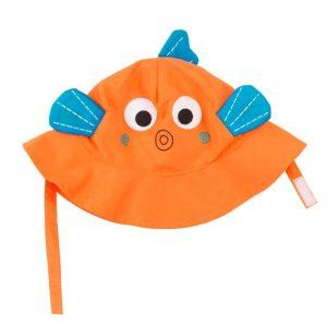 Αντηλιακό Καπέλο UPF50+ Ψαράκι