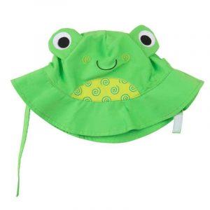Αντηλιακό Καπέλο UPF50+ Βατραχάκι
