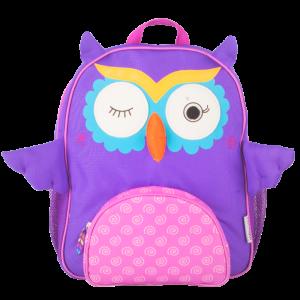 Backpack Φιλαράκια Κουκουβάγια