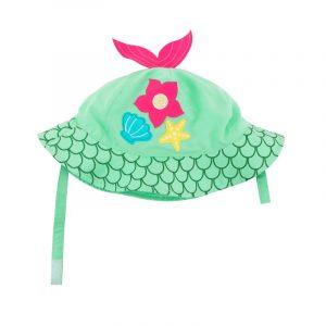 Αντηλιακό Καπέλο UPF50+ Γοργόνα