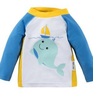 Αντιηλιακό Μπλουζάκι UPF50+ Whale