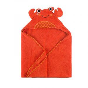 Βρεφική Πετσέτα Crab