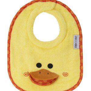 100% Cotton Σαλιάρα - Puddles the Duck
