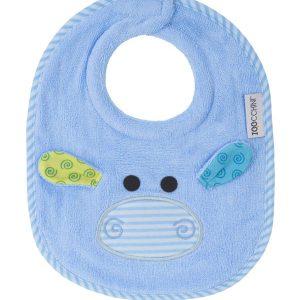 100% Cotton Σαλιάρα - Henry the Hippo