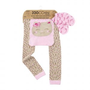 Grip+Easy Crawler Pants & Socks Set - Kallie the Kitten