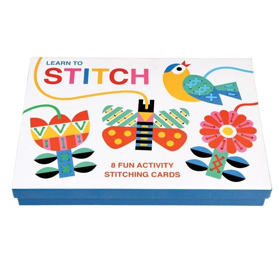 Learn to Stitch