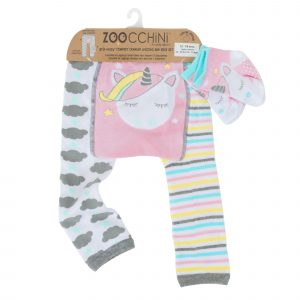 Grip+Easy Crawler Pants & Socks Set Allie the Alicorn