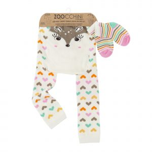 Grip+Easy Crawler Pants & Socks Set Fiona the Fawn