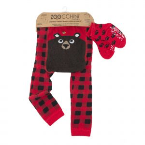 Grip+Easy Crawler Pants & Socks Set Bosley the Bear