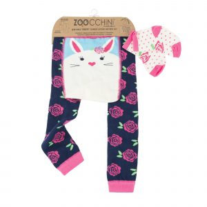Grip+Easy Crawler Pants & Socks Set - Bella the Bunny