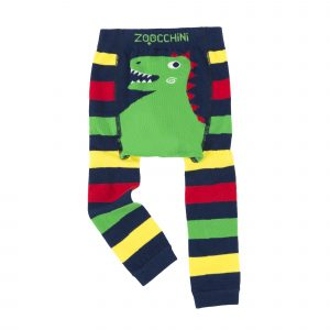 Grip+Easy Crawler Pants & Socks Set Devin the Dinosaur