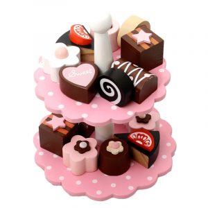 Δίσκος Σερβιρισματος με Γλυκά
