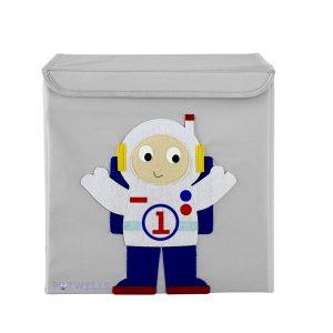 Potwells - Κουτί αποθήκευσης Αστροναύτης