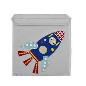 Potwells - Κουτί αποθήκευσης Πύραυλος