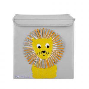 Potwells - Κουτί αποθήκευσης Λιοντάρι