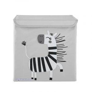 Potwells - Κουτί αποθήκευσης Ζέβρα