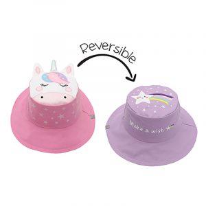 Καπέλο Διπλής Όψης UPF 50+ Unicorn/Star (Cotton)